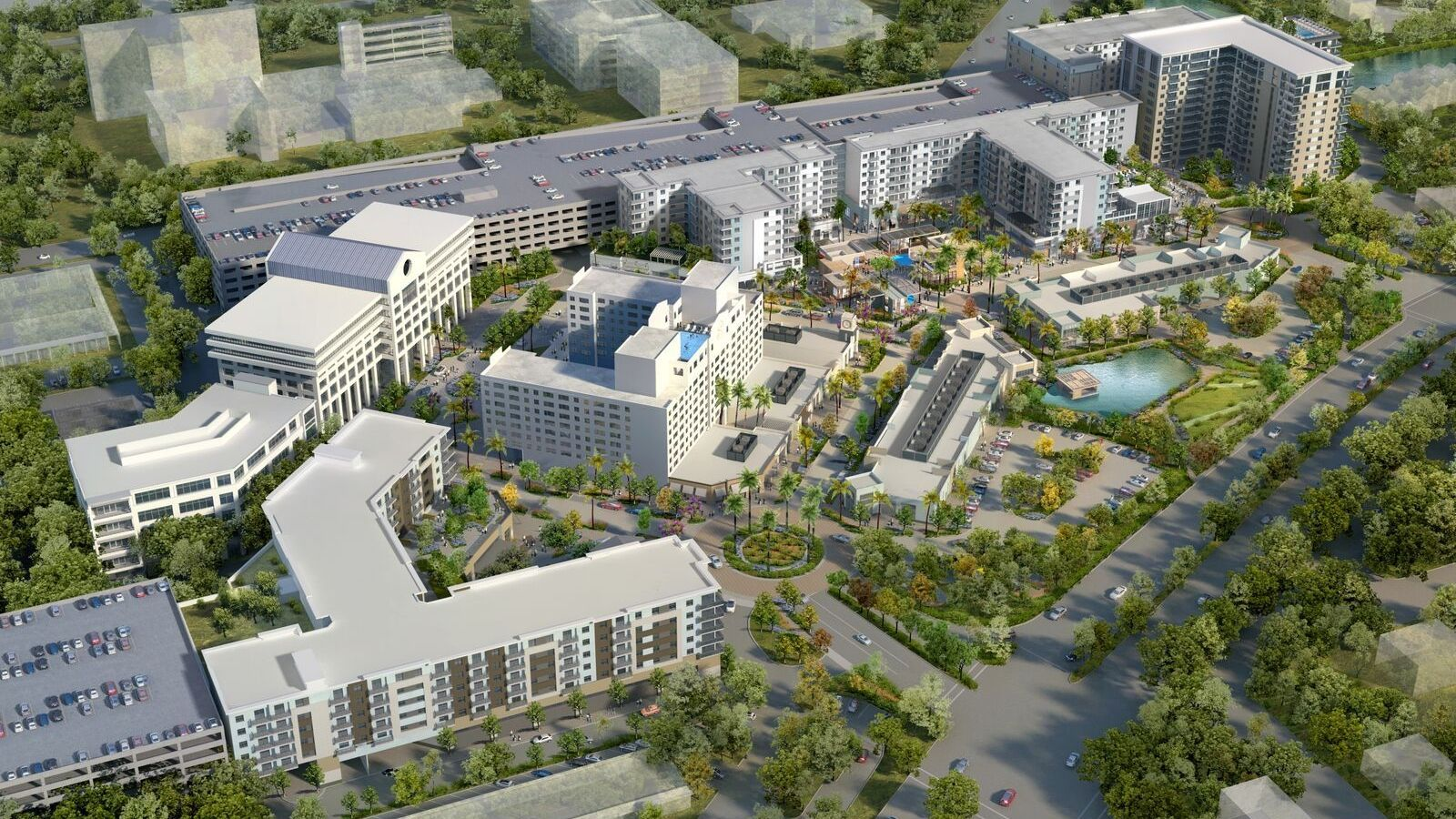 Mall Redevelopment in Plantation