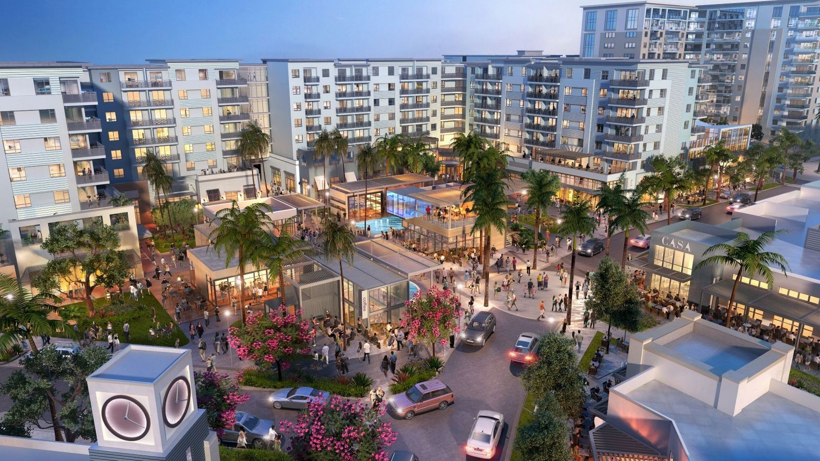 Fashion Mall Redevelopment in Plantation
