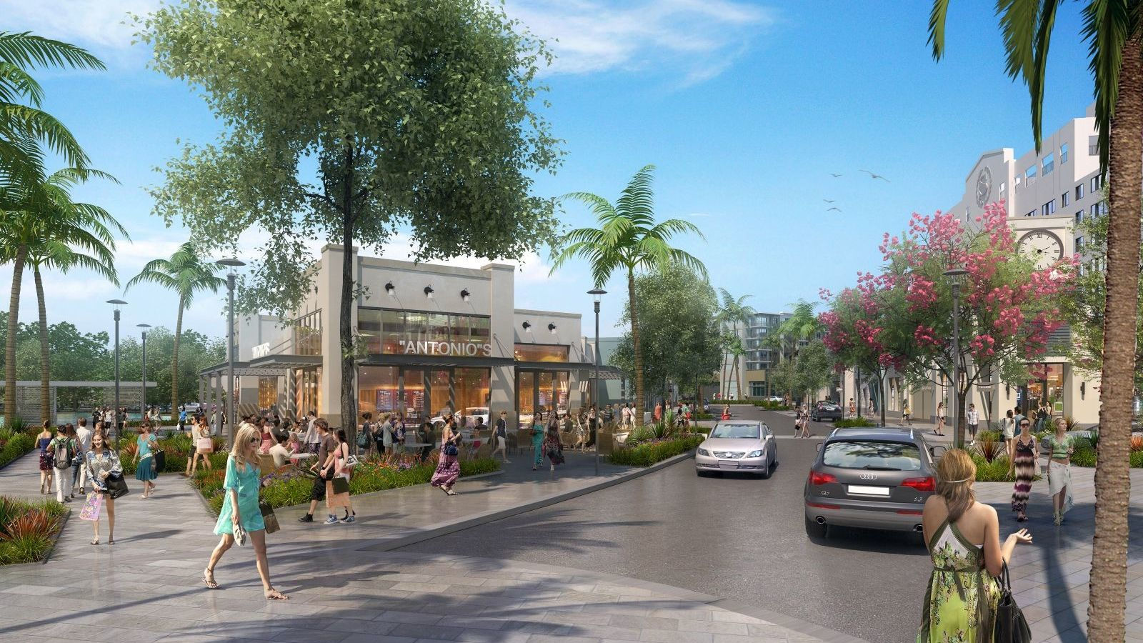Plantation Mall  Redevelpment