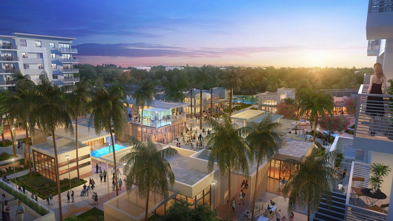 Mall Renovation in Plantation
