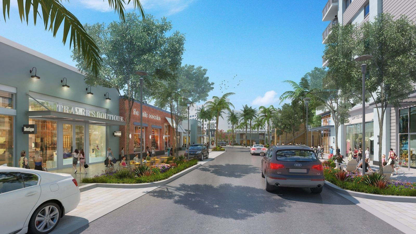 Plantation Mall Renovation