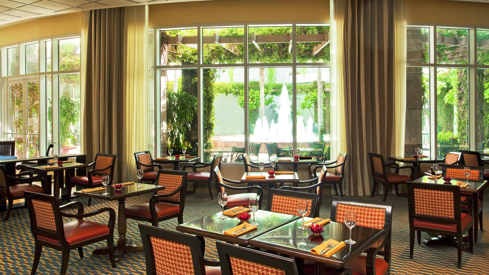 Cilantro's Restaurant and Lounge at Sheraton Suites Fort Lauderdale Plantation