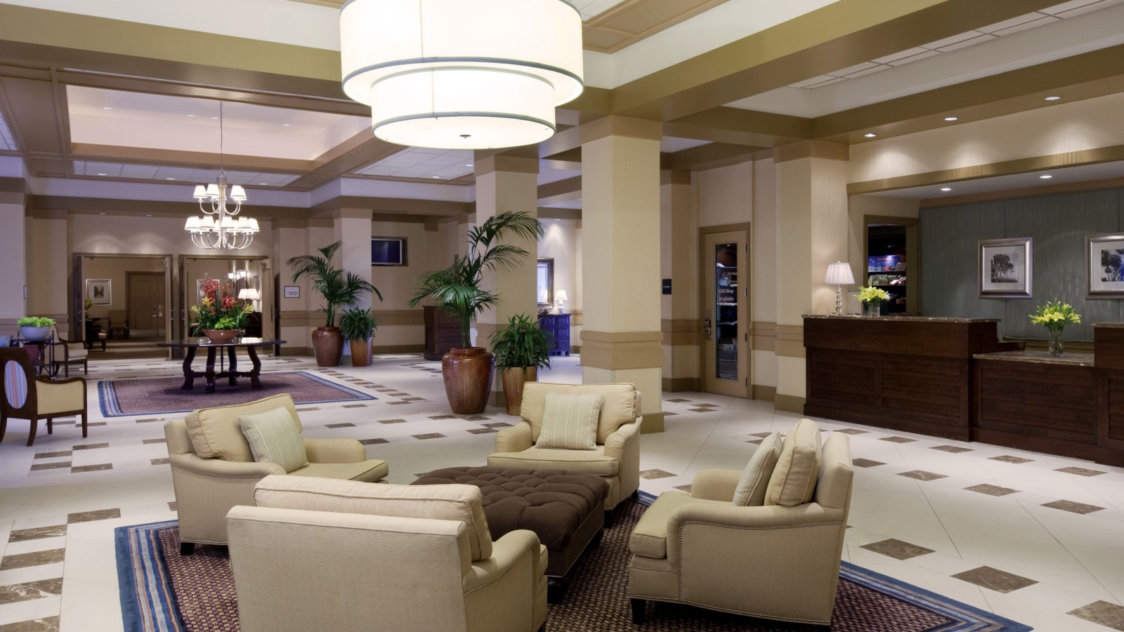 Additional Amenities at Sheraton Suites Fort Lauderdale Plantation