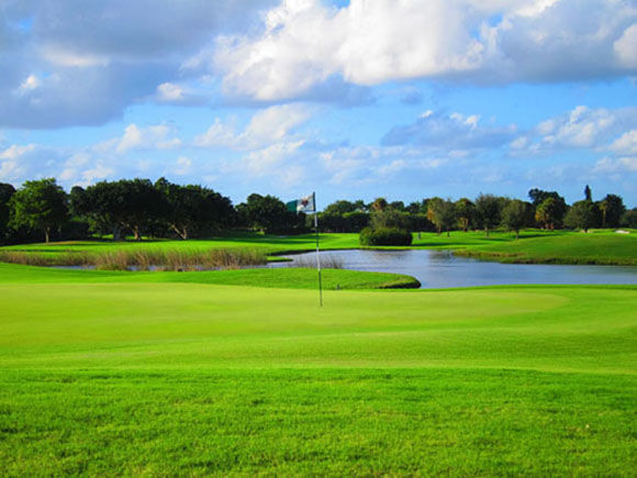 golf courses near Sheraton Suites Fort Lauderdale Plantation