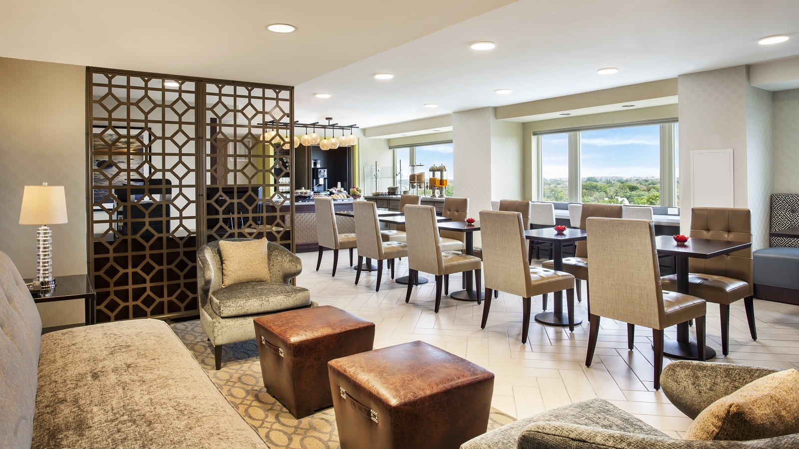 Sheraton Club Lounge at Sheraton Suites Fort Lauderdale Plantation