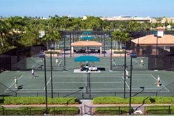 sunrise tennis club park - things to do in fort lauderdale